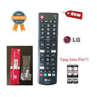 Điều khiển tivi LG 2020 AKB75675311 dùng cho tất cả các đời TV LG- Hàng mới chính hãng 100% Tặng kèm Pin
