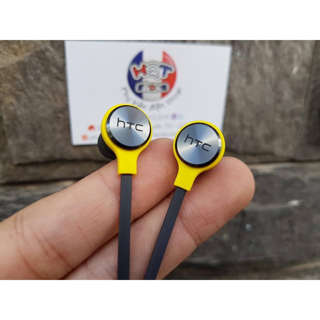 Tai nghe HTC One M9 chính hãng - HTC Active Earphones (bốc máy)