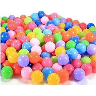 100 quả bóng nhựa cho bé chơi