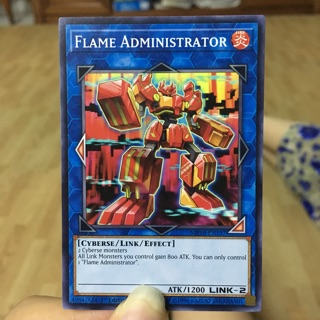 "Link 2 ""Flame Administrator"""