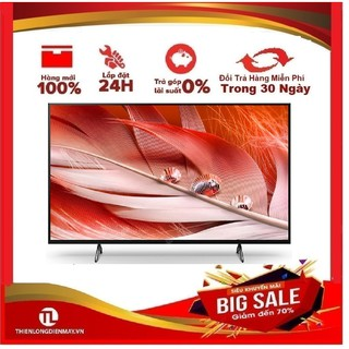 Android Tivi Sony 4K 50 inch XR-50X90J Mới 2021
