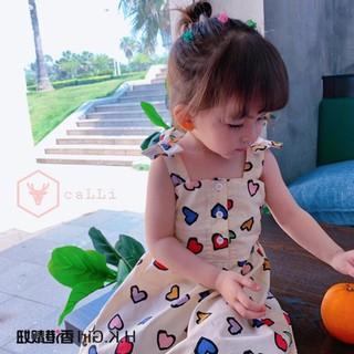 Váy đầm bé gái chất lụa mềm cao cấp cho bé gái từ 8 đến 20 kg (freeship toàn quốc đơn từ 50K)