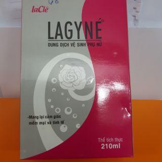 Dung dịch vệ sinh phụ nữ Lagyne (210ml) thumbnail
