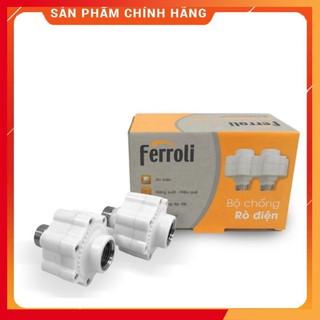 [CHÍNH HÃNG] Bộ Chống Rò Điện Ferroli, dùng cho mọi hãng bình nóng lạnh trên thị trường