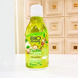Sữa tắm hữu cơ Bio Seasons hương trà xanh [300ml]