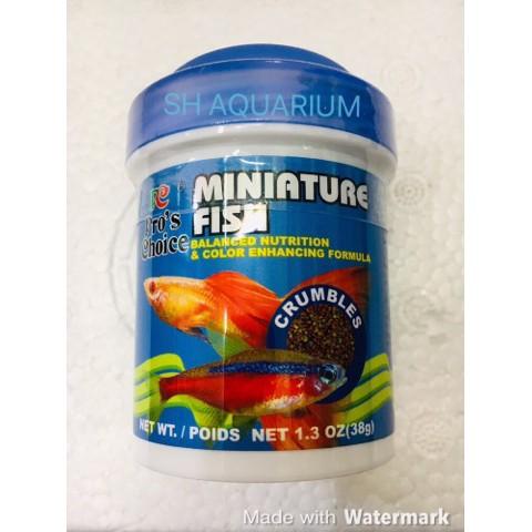 [Mã PETMS08 giảm 8% đơn 199K] Thức ăn cho cá thủy sinh Prochoice Miniature Fish