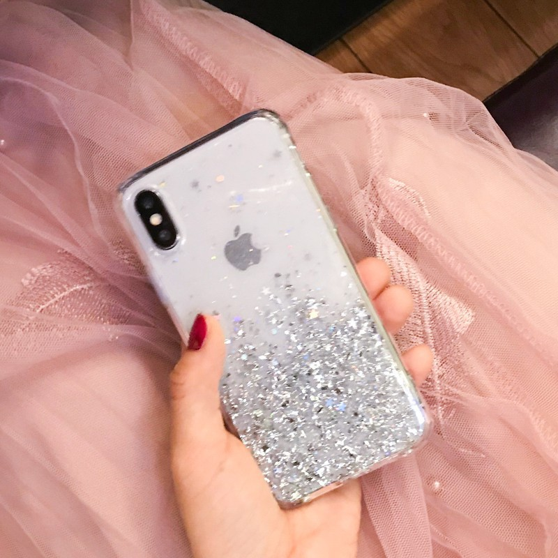 iphone x 8plus ซอฟท์ซิลิโคนเหลว xr 7plus น่ารัก xsmax นางฟ้า xmax