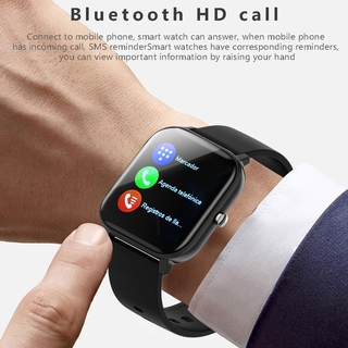 Đồng hồ thông minh Smart Watch Waterproof Full Touch Screen Heart Rate Monitoring Bluetooth Smart Watch