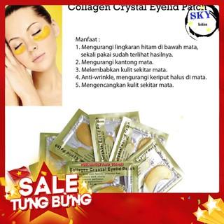 Mặt Nạ Mắt Collagen Crystal Eyelid Patch - 5K 1 CÁI thumbnail