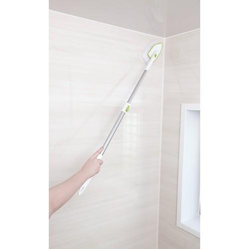 Bàn chải nhà tắm có thể điều chỉnh độ dài