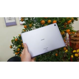 Máy tính bảng Huawei MediaPad M5 Lite 10 – Âm Thanh 3D – 4 Loa Harman Kardon | Hỗ trợ 4G – Nghe gọi, nhắn tin/ Màn 2,5D