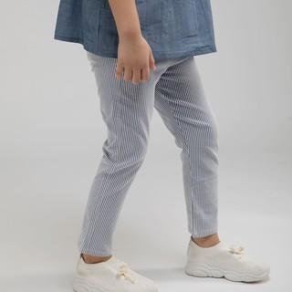 Quần dài kaki BAA BABY kẻ sọc trắng xanh cho bé gái - GT-QU13D-003SO thumbnail