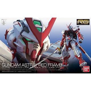 Mô hình RG 1/144 Astray Red frame – Bandai