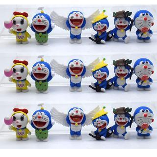 Doraemon Doll Decoration Cake Decoration Doll Toy Hand