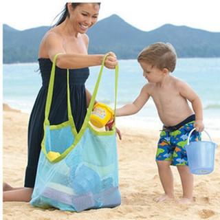 Túi lưới đựng đồ chơi trẻ em bằng vải thun lưới