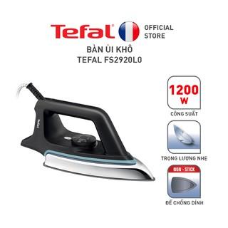 [Mã ELTEFAL12 giảm 7% đơn 500K] Bàn ủi khô Tefal FS2920L0