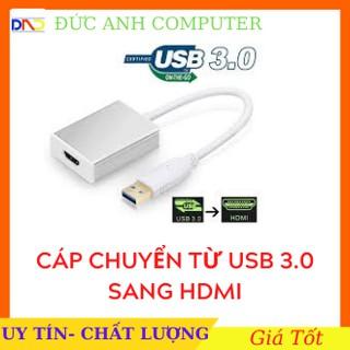 Dây chuyển USB 3.0 ra HDMI - Hỗ Trợ Hình Ảnh Full HD 1080