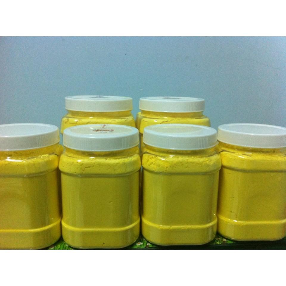 0.5 kg Tinh bột nghệ vàng thủ công nhà làm
