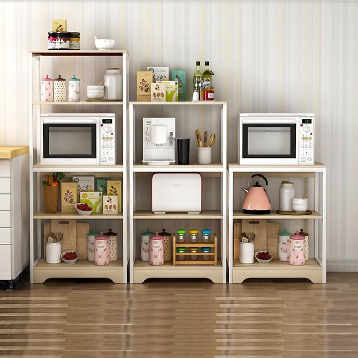 Kệ để đồ đa năng - Kệ lò vi sóng - Kệ để đồ nhà bếp 5 tầng