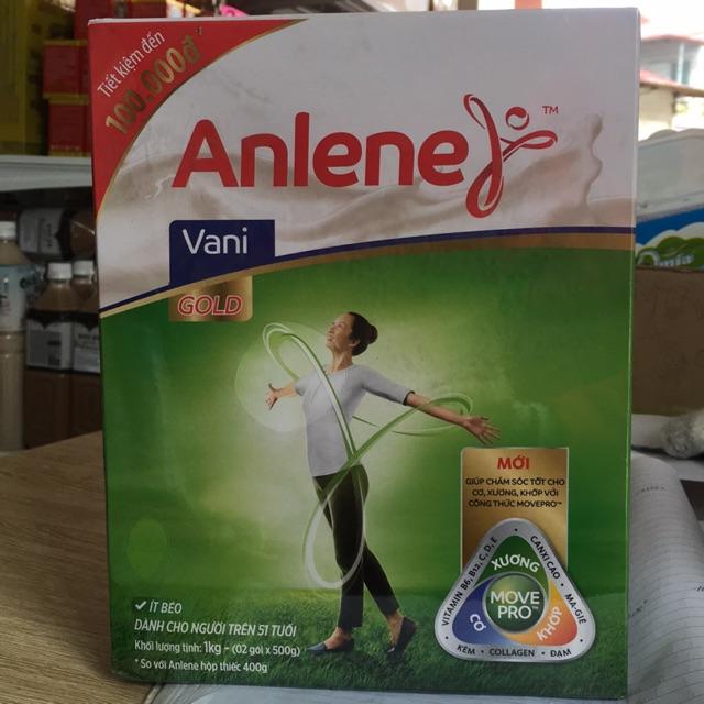 Sữa Anlene trên 51 tuổi (1kg) - 3332301 , 712259544 , 322_712259544 , 340000 , Sua-Anlene-tren-51-tuoi-1kg-322_712259544 , shopee.vn , Sữa Anlene trên 51 tuổi (1kg)