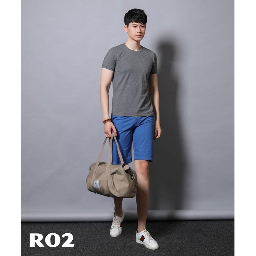 Áo thể thao nam Hàn Quốc Basic (Áo thun nam) - Cửa hàng phân phối PIZARRO