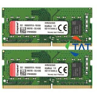 Ram Laptop DDR4 8GB Kingston 3200MHz Chính Hãng Chuyên Game (Phiên bản mới)