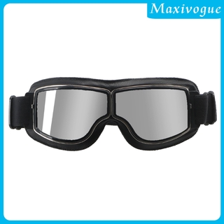[MAXIVOGUE] Pro Ski Goggles Motorcycle Goggles Glasses for Men Women & Youth, Kids Snowboard