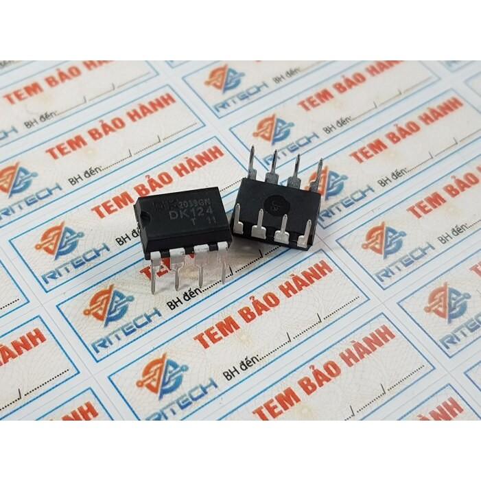 [Combo 5 chiếc] DK124 IC Nguồn DIP-8