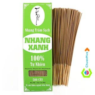 Nhang Xanh Trầm Sạch 100% Tự Nhiên ChuanHouse GDA023 thumbnail