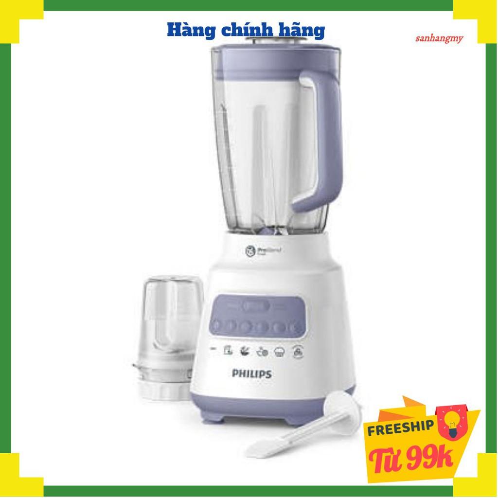 Máy xay sinh tố Philips HR2221/00 - Hàng chính hãng