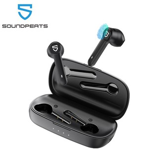 Tai Nghe Không Dây SoundPEATS TrueBuds Bluetooth 5.0 Hộp Sạc 2600mah 70 Giờ Sử Dụng