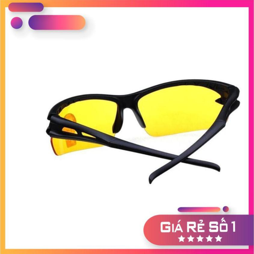 [SIEU GIẢM GIÁ] Kính mắt bảo hộ loại tốt có 2 màu đen và vàng K05