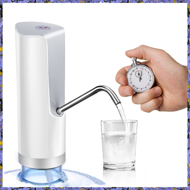USB Charging Electric Drinking Fountain Pumper Water Dispenser for Barrelled Water with