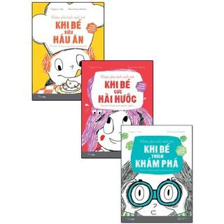 Sách - Trắc Nghiệm Tính Cách Trẻ (3 tập) thumbnail