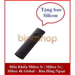 Điều Khiển Mibox 3c   Mibox 3s   Mibox 4k Global – Bản Hồng Ngoại