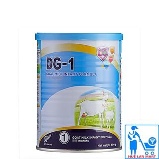 [CHÍNH HÃNG] Sữa Bột DG-1 Goat Milk Infant Formula Hộp 400g thumbnail