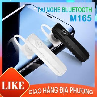 M165 Tai nghe bluetooth Gratified businessTai nghe Bluetooth trong tai mini không dây, xe hơi, thể thao  [EJ100001]