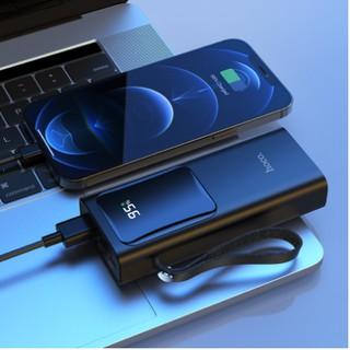 Sạc dự phòng CHÍNH HÃNG Pin sạc dự phòng 10000 mah Hoco J41 Pro sạc nhanh Quick Charger PD 3.0, 22.5W nhỏ gọn tiện lợi thumbnail