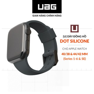 [U] Dây đồng hồ UAG Dot Silicone cho Apple Watch