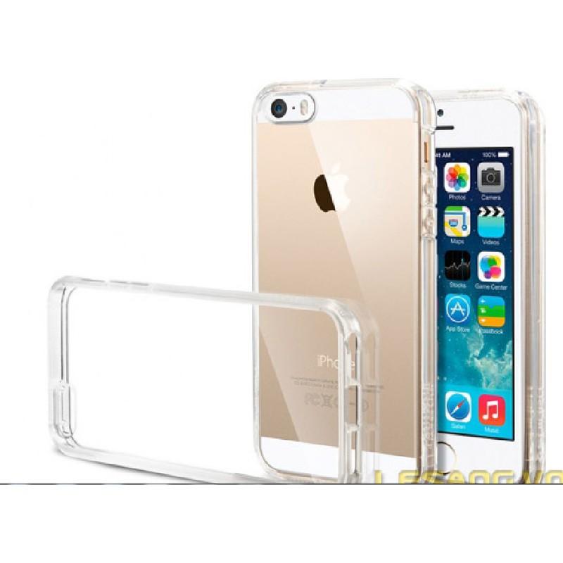 Ốp dẻo trong iphone 6/6s plus / 7/7plus / 8/8 plus / 5/5s - hàng chất