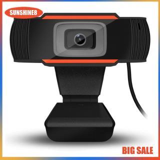 Webcam Hd 720p Có Micro Cho Máy Tính thumbnail