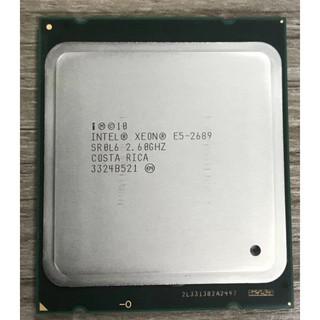 CPU Xeon e5 2665 2689 2670 2651v2 2650v2 2696v2 Bộ xử lý server socket 2011 x79 95