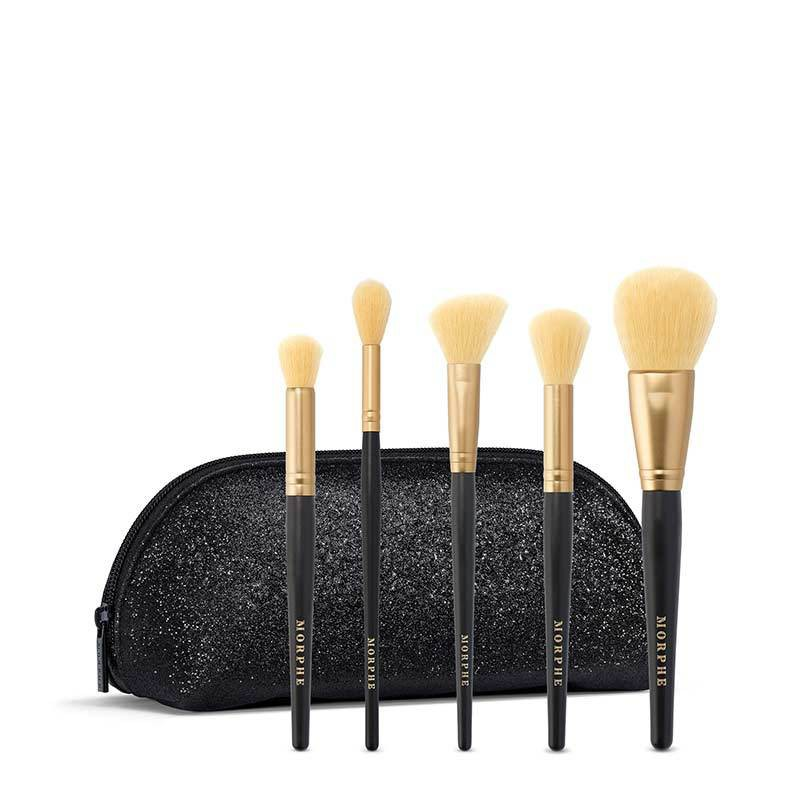 Bộ cọ MORPHE COMPLEXION CREW 5-PIECE BRUSH COLLECTION