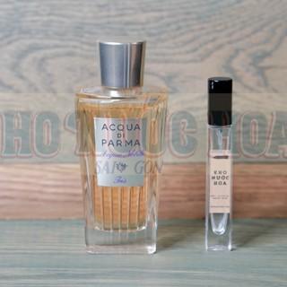 Nước hoa dùng thử Acqua Di Parma Acqua Nobile Iris