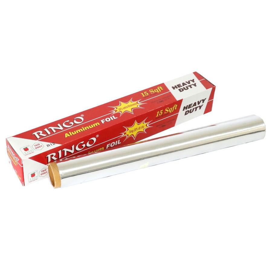 giấy bạc bọc thực phẩm