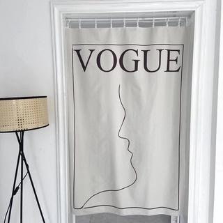 Rèm cửa in hoạ tiết dùng trang trí nhà cửa