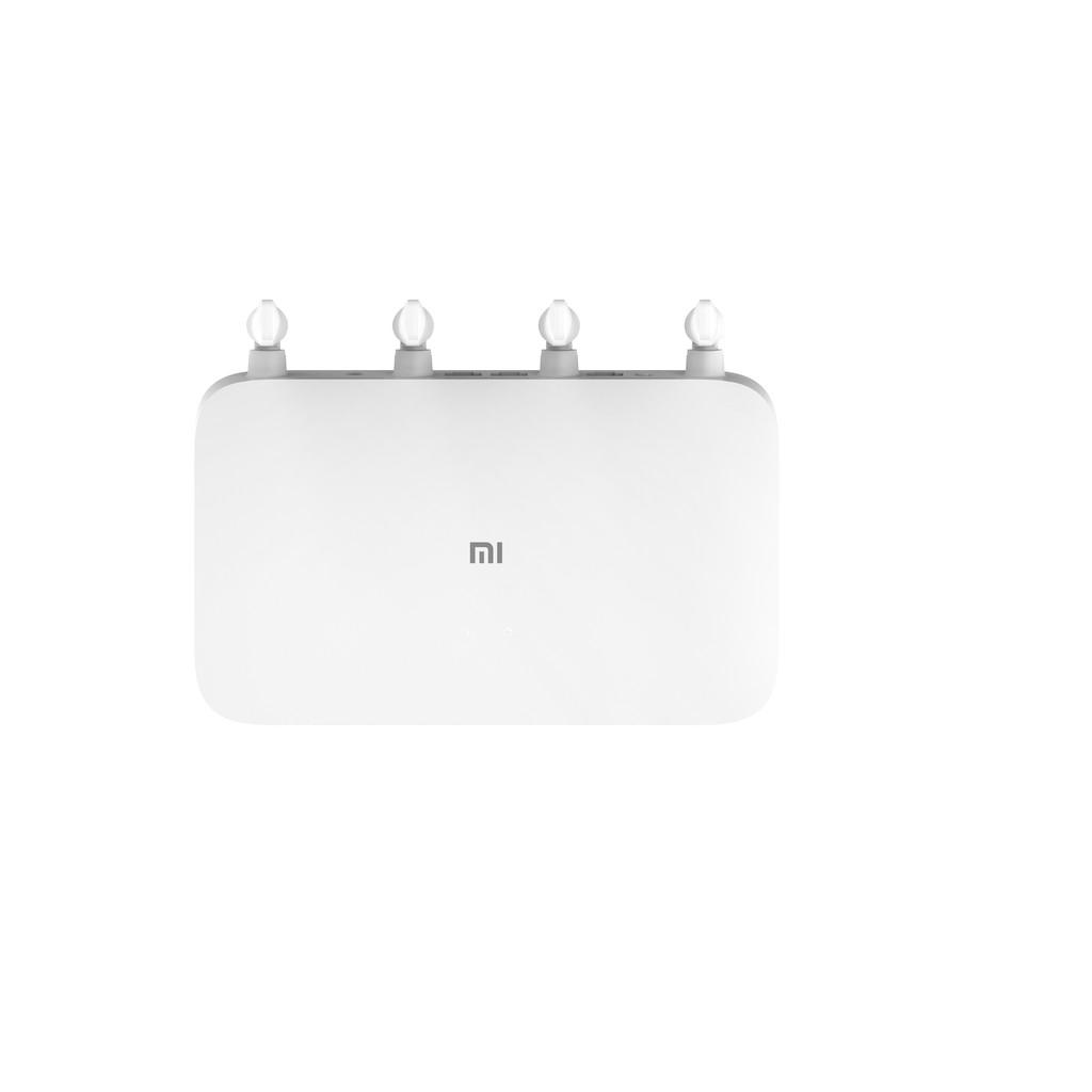 [Mã 267ELSALE hoàn 7% xu đơn 300K] Bộ Phát Wifi Xiaomi Router 4A Giga Version, Trắng (DVB4224GL) - Hàng Chính Hãng