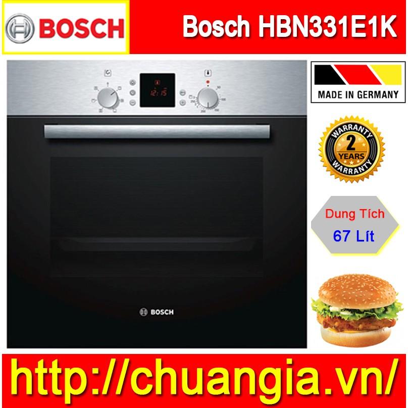 Lò nướng Âm Tủ Bosch HBN331E1K