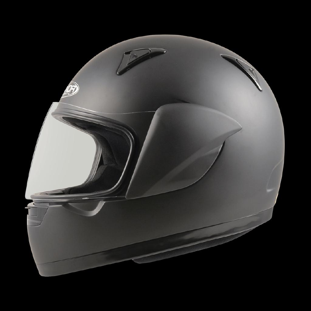Hàng chính hãng - Mũ bảo hiểm trùm đầu SUNDA 803 (màu đen nhám)