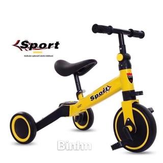 Xe đạp 3in1 (xe sport)